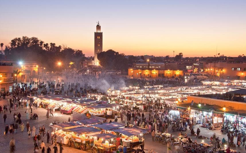 Tours in Marrakech Morocco