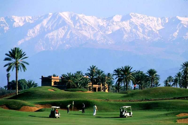 morocco golf holidays