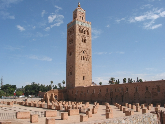 day trips from Marrakech - koutoubia