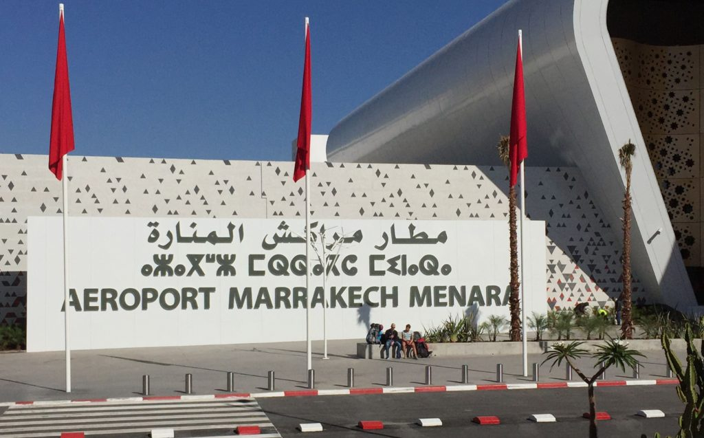 airport transfers marrakech morocco